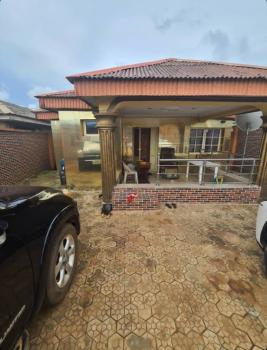3 Bedroom Bungalow on Half a Plot of Land, Erunwen, Ikorodu, Lagos, Detached Bungalow for Sale