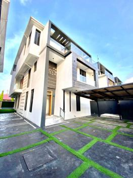 Magnificent Luxurious 5 Bedroom Detached Duplex with 2 Room Bq, Lekki Phase 1, Lekki, Lagos, Detached Duplex for Sale