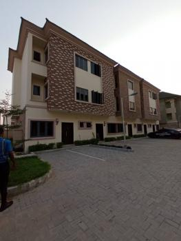 Fully Serviced 4 Bedroom Terrace Duplex with Swimming Pool and Gym, Osapa, Lekki, Lagos, Terraced Duplex for Rent