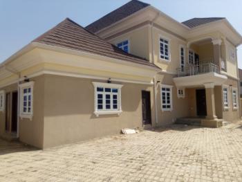 5 Bedroom Twins Duplex with 2 Rooms Bq, Jahi District, Jahi, Abuja, Semi-detached Duplex for Rent