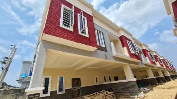 Unveiled: Luxury 4 Bedroom Terraced Duplex with Amazing Features, 5 Mins After Lekki Chevron 2nd Toll Gate, Ikota, Lekki, Lagos, Flat for Sale