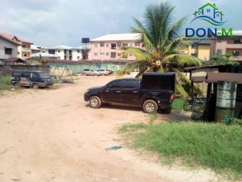 1900 + Sqmts, Item Street By Diamond Bank, Owerri Municipal, Imo, Commercial Land for Sale
