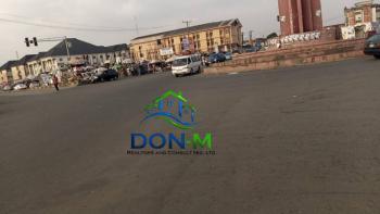 4 & Half Corner Plots of Land, Imsu Junction Roundabout, Owerri Municipal, Imo, Commercial Land for Sale