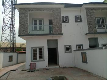 Newly  4 Bedroom Semi  Detached Duplex with C Oof O, Isheri, Gra, Magodo, Lagos, Semi-detached Duplex for Sale
