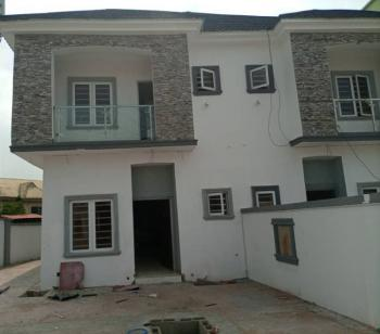 Brand New 4 Bedrooms Semi Detached Duplex, Phase1, Gra, Magodo, Lagos, Semi-detached Duplex for Sale