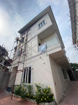 Newly Built 5 Bedroom Semi-detached Duplex with a Bq;, Ikoyi, Lagos, Semi-detached Duplex for Sale