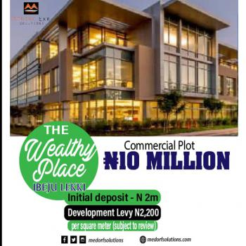 100% Dry Land in a Serene Environment, Lekki Free Trade Zone, Ibeju Lekki, Lagos, Commercial Land for Sale