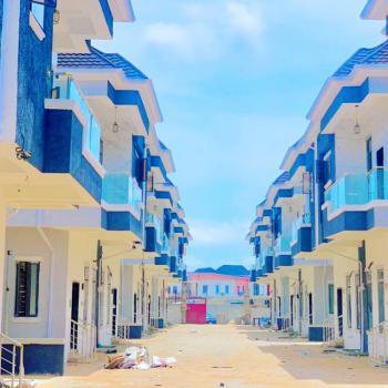 4 Bedroom Semi  Detached Duplex with Boys Quarter, Ikota, Lekki, Lagos, Semi-detached Duplex for Sale