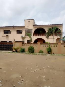 7 Bedrooms Duplex & 2 Units of 3 Bedroom Flats All on a Plot, Santos Layout, Dopemu, Agege, Lagos, House for Sale