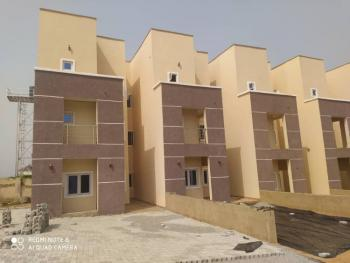 Brand New 4 Bedrooms Terraced Duplex with a Room Bq, District, Wuye, Abuja, Terraced Duplex for Sale