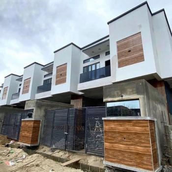 Brand New 4 Bedroom Terrace Duplex;, Lekki Palm City, Ajah, Lagos, Terraced Duplex for Sale
