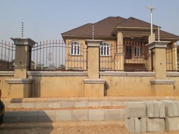 6-bedrooms Fully Detached Duplex with Bq, By Gilmour, Jahi, Abuja, Detached Duplex for Sale