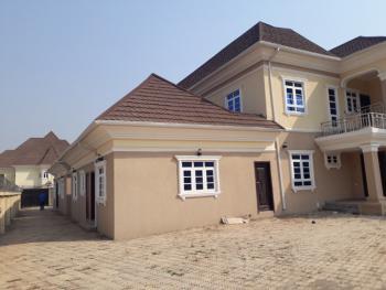 2 Units of 5 Bedrooms Duplex with 2 Rooms Boys Quarters Each, Jahi, Abuja, Semi-detached Duplex for Sale