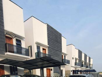 Newly Built 4 Bedroom Terrace, Ikota Villa Estate, Ikota, Lekki, Lagos, Terraced Duplex for Sale