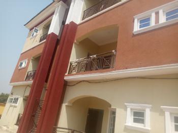 Brand New 6 Units of 2 Bedroom Flat, Fo1 Layout, Kubwa, Abuja, Flat for Rent