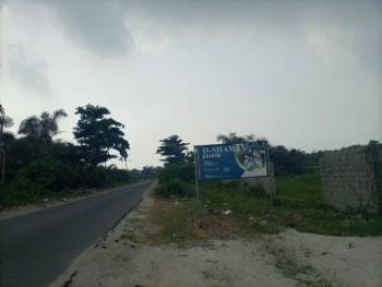 Estate Land, Ogombo, Sangotedo, Ajah, Lagos, Commercial Land for Sale