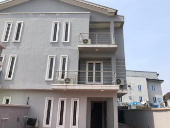 Very Spacious Brand New 4 Bedrooms  Duplex, Alternative Route Behind Chevron, Lekki, Lagos, Semi-detached Duplex for Sale