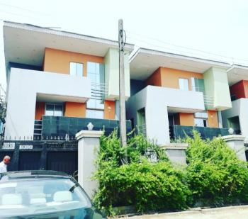 Tastefully Finished 4 Bedroom Terrace Duplex with a Bq, New Gra Port Harcourt, Gra Phase 3, Port Harcourt, Rivers, Terraced Duplex for Rent