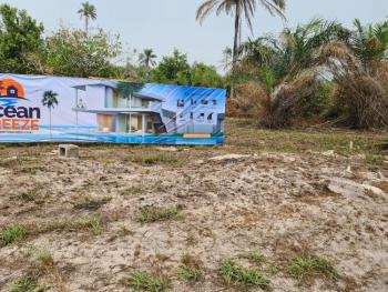 Acres and Hectares of Beach Front Land, Beside Fishery and Marine Technology, Igbolomi Campus, Ibeju Lekki, Lagos, Residential Land for Sale