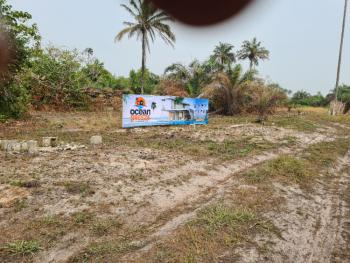 Want to Live Close to The Sea,ocean Breeze Estate Provides True Nature, Located at Igbo-olomi Town, 2 Minutes to La Campaigne Tropicanca, Ibeju Lekki, Lagos, Residential Land for Sale