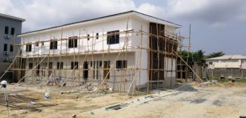 2 Bedroom Terrace Apartment, Behind Romey Gardens, Opposite Nicon Town, Lekki, Lagos, Block of Flats for Sale