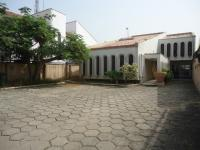 5 Bedroom Detached House for Office Use, Off Ajose Adeogun Street, Victoria Island (vi), Lagos, Detached Duplex for Sale