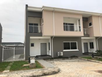Luxury 3 Bedroom Terrace House with Bq, Earls Court Nike Art Gallery Road, Ikate, Lekki, Lagos, Terraced Duplex for Rent