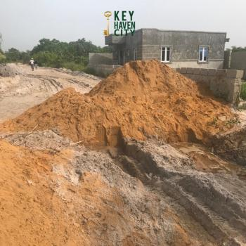 Affordable Land with in a Built Up Area and Perfect Location, Key Haven Estate Phase 2, Bogije, Ibeju Lekki, Lagos, Residential Land for Sale