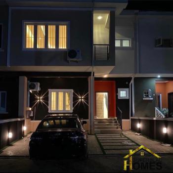 4 Bedroom Terrace Duplex with 1 Bq, Paradise Estate, Life Camp, Abuja, Terraced Duplex for Sale