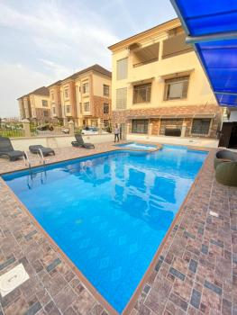 Fully  Serviced  4 Bedroom Terrace Duplex with Swimming  Pool  & Gym, Osapa, Lekki, Lagos, Terraced Duplex for Rent