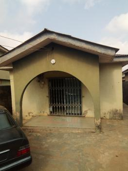 a Bungalow Consisting of 4 Bedroom and Mini on Half Plot of Land, Ile Iwe Agbado Oke Odo Lcda Alimosho Phase 2, Meiran, Agege, Lagos, Detached Bungalow for Sale