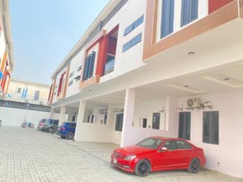 Brand New 4 Bedroom Terrace Duplex, 2nd Toll Gate, Lekki, Lagos, Terraced Duplex for Sale