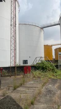 a Functional Tank Farm on 2.5 Acres with 30 Million Litres Capacity, Dockyard, Apapa, Lagos, Tank Farm for Sale