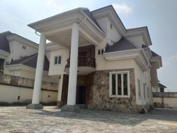 Magnificent 6 Bedroom Fully Detached Duplex, Large Compound Space, Babatunde Kuboye Street, Beside Metro Gardens, Lekki Phase 1, Lekki, Lagos, Detached Duplex for Rent