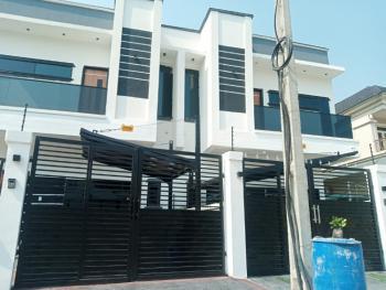 New 4 Bedroom Semi Detached Duplex, Lekki County Estate, Ikota, Lekki, Lagos, Semi-detached Duplex for Rent