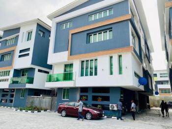 Luxury 4 Bedroom Townhome, Richmond Gate Estate, Ikate, Lekki, Lagos, Terraced Duplex for Sale