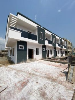 Luxury 4 Bedroom Semi Detached Duplex with a Room Bq, 2nd Toll Gate, Lekki, Lagos, Semi-detached Duplex for Sale