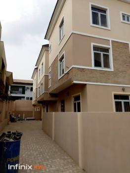 4 Bedroom Semi Detached Duplex with a Room Bq Each, Off Salvation Road Ikeja, Opebi, Ikeja, Lagos, Semi-detached Duplex for Sale