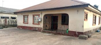 Clean 2 Unit of 3 Bedroom and 1 a Room Self Contained on a Full Plot, Lasu Isheri Road,, Akesan, Alimosho, Lagos, Detached Bungalow for Sale