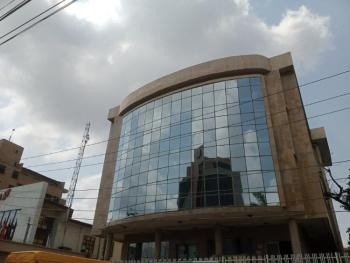 Serviced Open Plan Office Space Measuring 350 Sqm, Along Allen Avenue, Allen, Ikeja, Lagos, Office Space for Rent