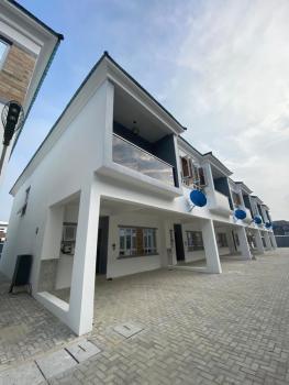 Luxury Fully Serviced 4 Bedroom Terrace Duplex, Ikate, Lekki, Lagos, Terraced Duplex for Rent