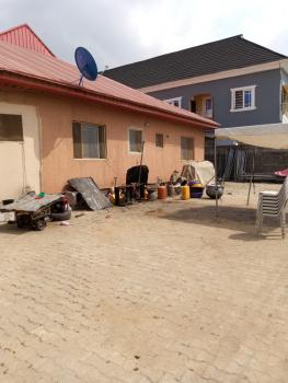 a Bungalow of Two Units of 2 Bedroom Flat & Two Units of 1 Bedroom, Valley View Estate, Olu-odo, Off Igbogbo/ipakodo Road, Ebute, Ikorodu, Lagos, Detached Bungalow for Sale