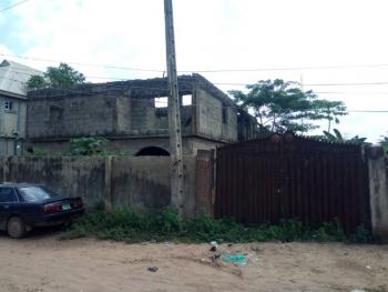 Uncompleted 4 Nos of 2 Bedroom Flat and 4 Nos of 1 Bedroom Flat, Dr. Nelson Chinwuba Street, Iba, Ojo, Lagos, Block of Flats for Sale