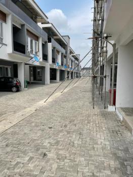 Newly Built, Fully Serviced 24hrs Light, 3 Bedrooms Terrace Duplex, Ikate Elegushi, Lekki, Lagos, Terraced Duplex for Rent