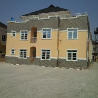 Tastefully Built Serviced 3-bedroom Flat With Bq In Chevyview Estate;, Chevy View Estate, Lekki, Lagos, 3 bedroom, 4 toilets, 3 baths Flat / Apartment for Rent