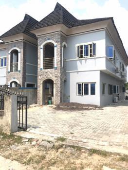 5 Bedrooms Semi-detached Duplex Beach Home with C of O Title, Atican Beachview Estate, Off Abraham Adesanya Road, Lekki Scheme 2, Okun-ajah, Ajah, Lagos, Semi-detached Duplex for Sale