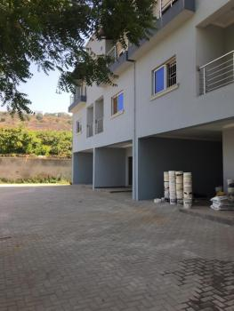 Brand New and Serviced 4 Bedroom Terraced Duplex with Bq, Lifecamp District, Life Camp, Abuja, Terraced Duplex for Rent
