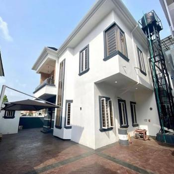 5 Bedrooms Luxurious  Full-detached Duplex, Agungi, Lekki, Lagos, Detached Duplex for Sale