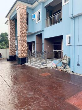 Newly Built 2 Bedroom Flat with 3 Toilets and Constant Electricity, New Heaven Estate By Total Village, Rumuogba, Port Harcourt, Rivers, Flat for Rent