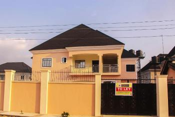 Brand New 8 Bedroom Duplex, Edet Bassey Street, Osongama Estate, Uyo, Akwa Ibom, Detached Duplex for Rent